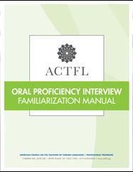 oral proficiency interview opi language testing international